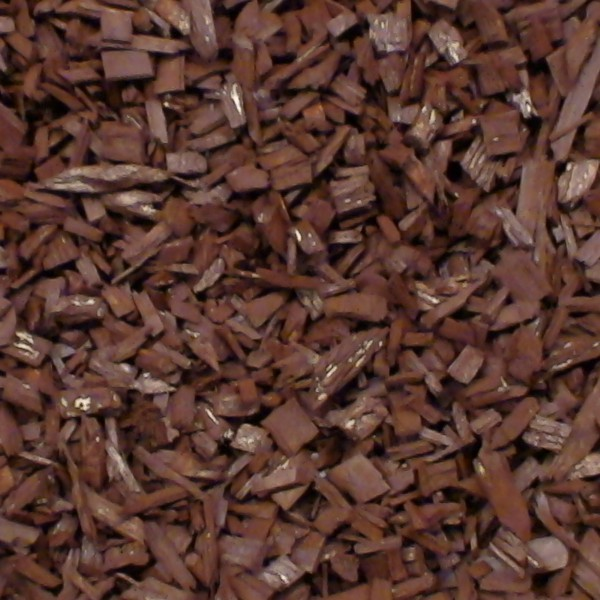 Edelmulch braun 1000l (Alternative Pinienrinde)