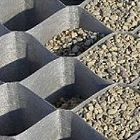 Dupont groundgrid geogitter for Dupont ground grid stabilisateur de graviers